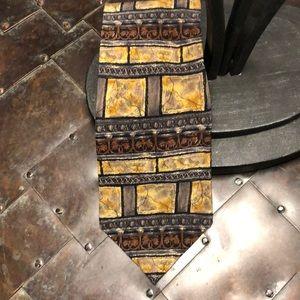 Metropolitan Museum of Art necktie